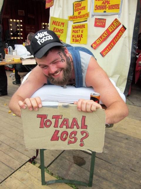 garagemassage - festival - medewerks - relax - event - 3