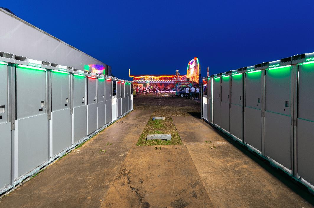 innovatief - toiletten - outdoor - festival