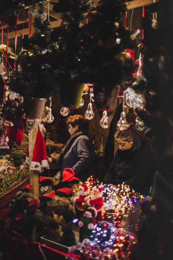 kerst - kerstpakket - cadeau - stand - horeca - winter - kerstboom - aankleding