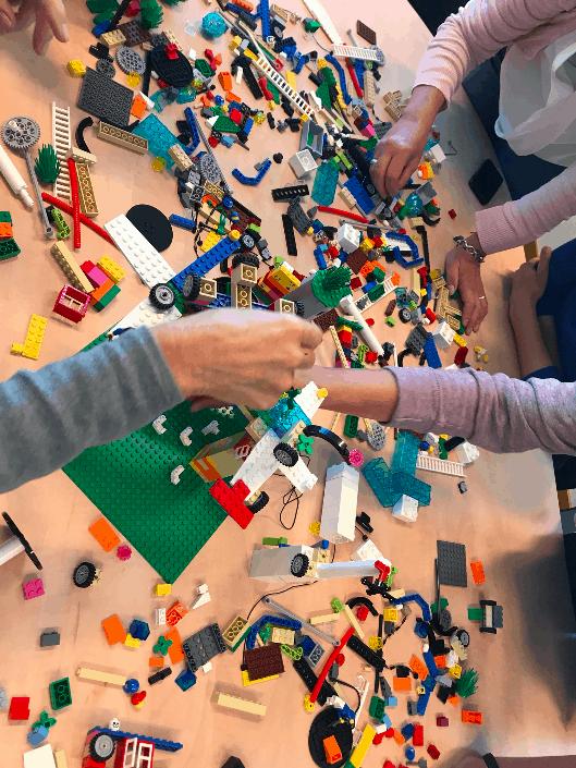 lego - bouwen - toekomst - serious play - 1