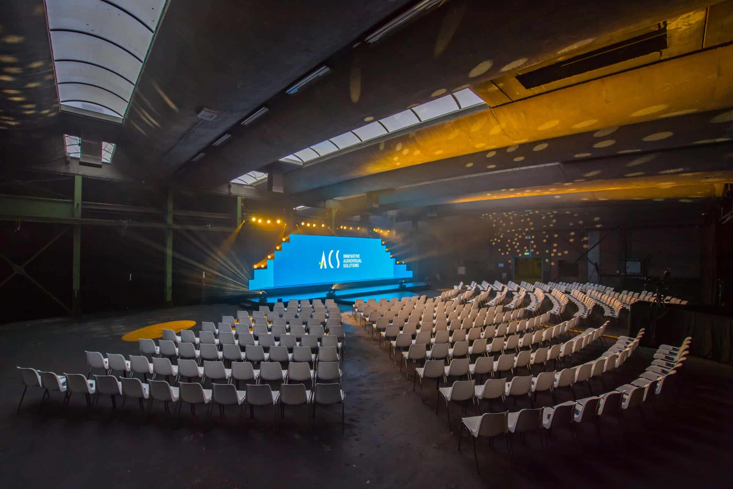 AACS audiovisual solutions - Mapping, Hologram, Beeld, Licht & Geluid - corporate events 8 - Anneke Postma