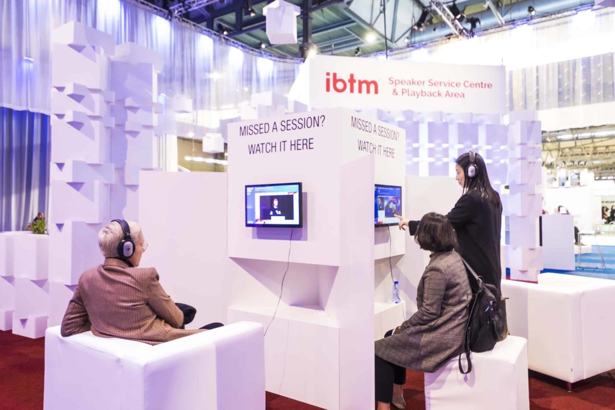 IBTM_by_Rodrigo_Stocco_ACS audiovisual solutions - Mapping, Hologram, Beeld, Licht & Geluid - corporate events - Anneke Postma