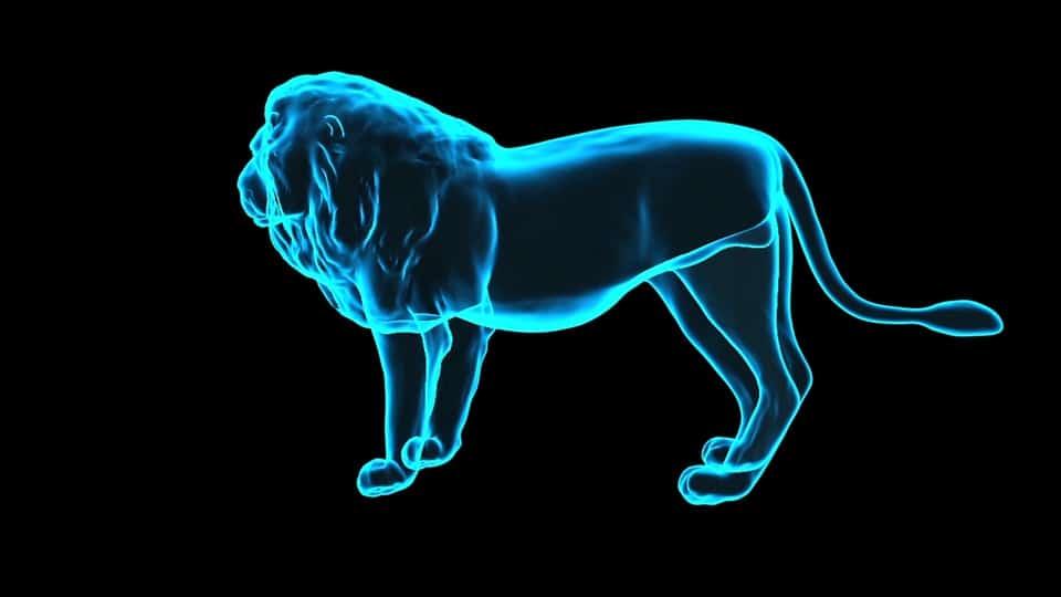 hologram projectie thearent blackscreen