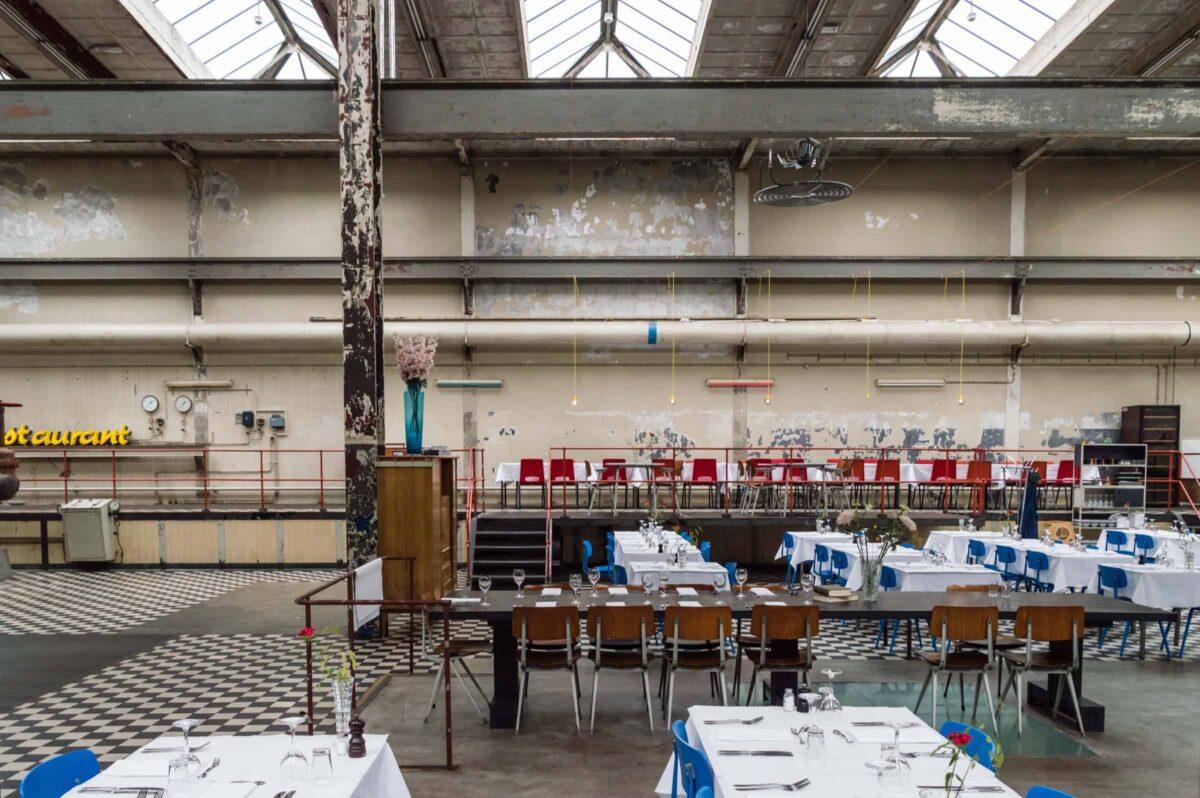 radio royaal, industrieel, design, authentiek, restaurant, 1