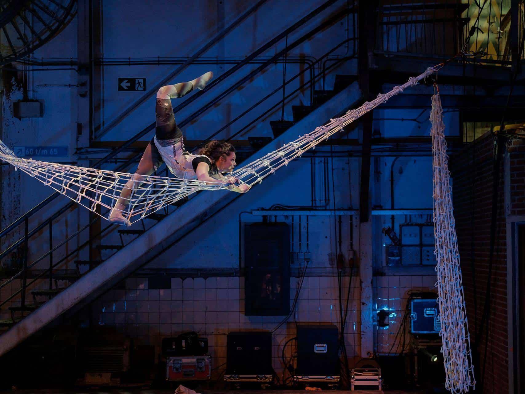 acrobaat - net - artiest