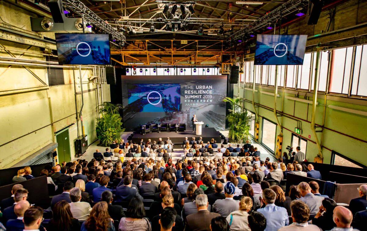 IDEA - Urban Resilience Summit - Nico Alsemgeest