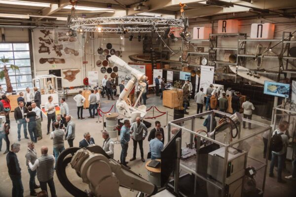 STRND - expo - machines - beurs