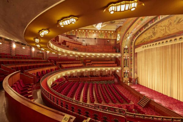 1 PatheTuschinski_Zaal1 theater - event locatie - amsterdam
