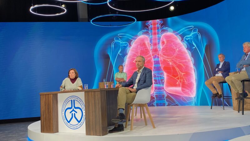 Algemene ledenvergadering voor de NVALT (Nederlandse Vereniging van Artsen voor Longziekten en Tuberculose) - IINII