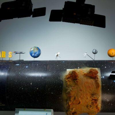 Mars - Aldo brinkhoff - planeten - interactie