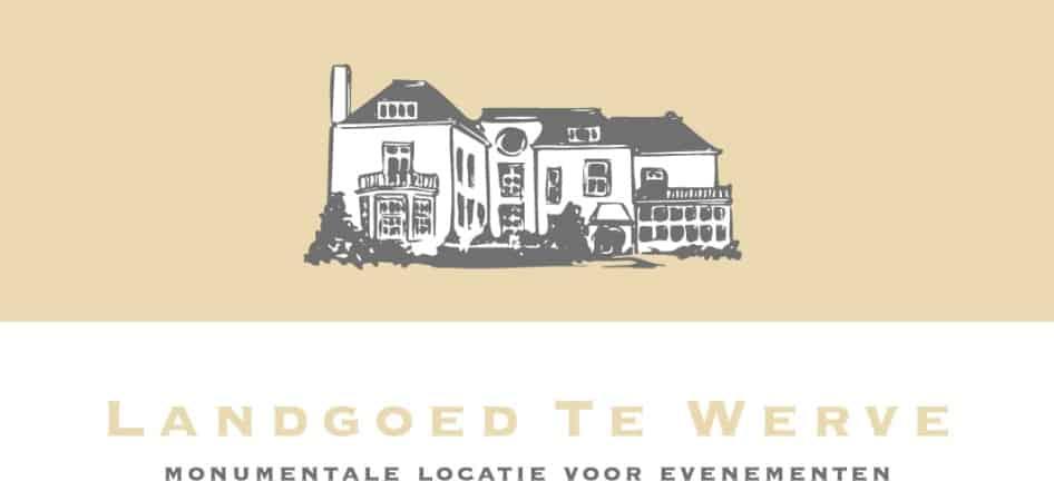 Logo Landgoed Te Werve