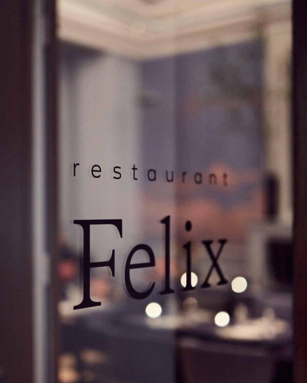 Restaurant Felix Meritis - Amsterdam
