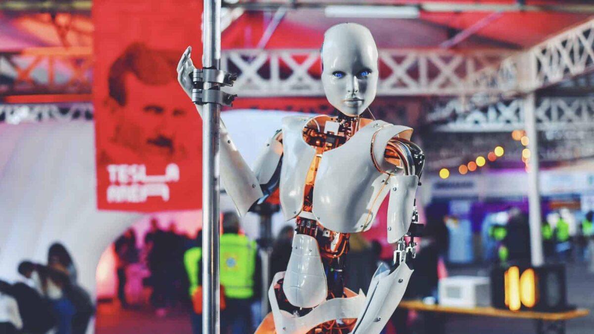 Dancing Cyborg - paaldansen