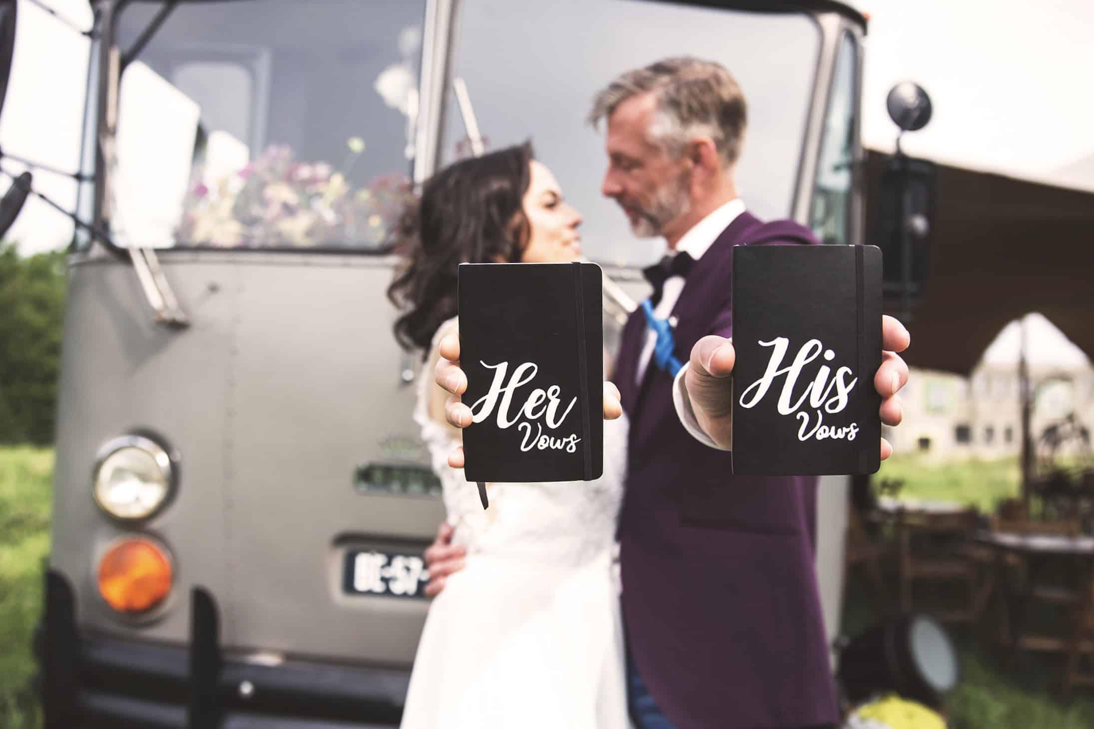 Het Rijdend Avontuur - bruiloft