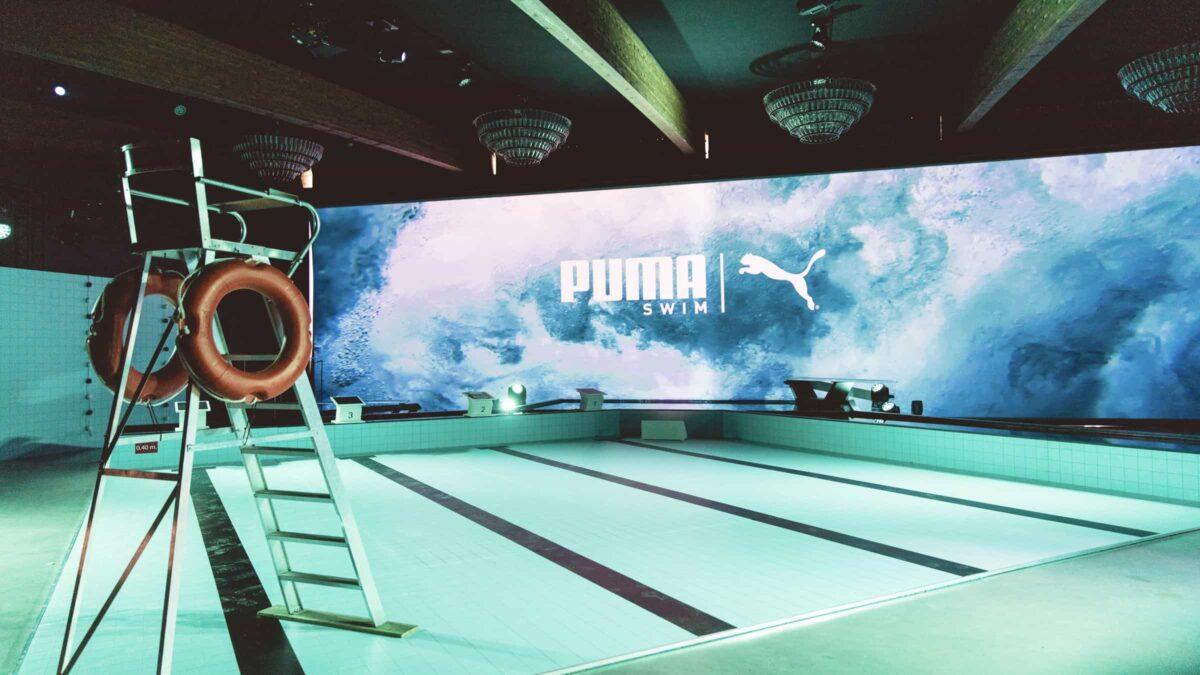 IINII - Puma - Zwembad