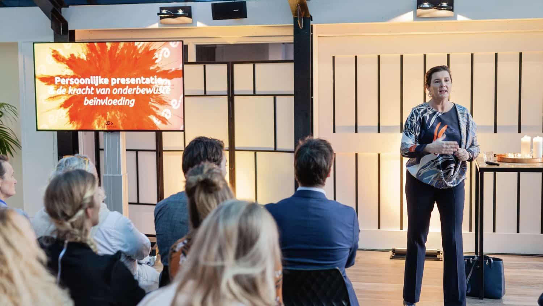 Zabeth van Veen - eerste indruk - presentatie