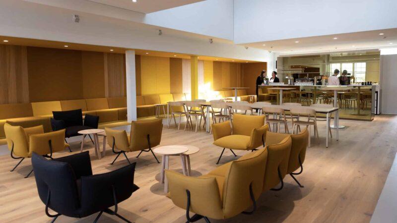 Felix Meritis - lounge - stoelen