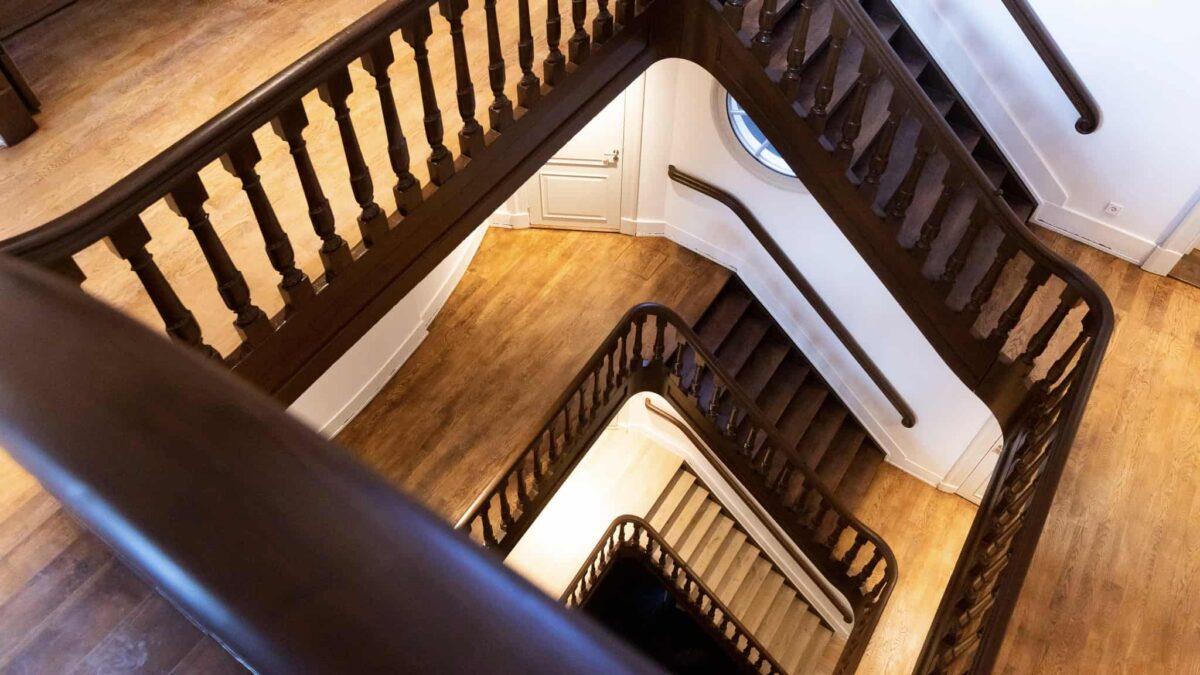 Felix Meritis - trappenhuis