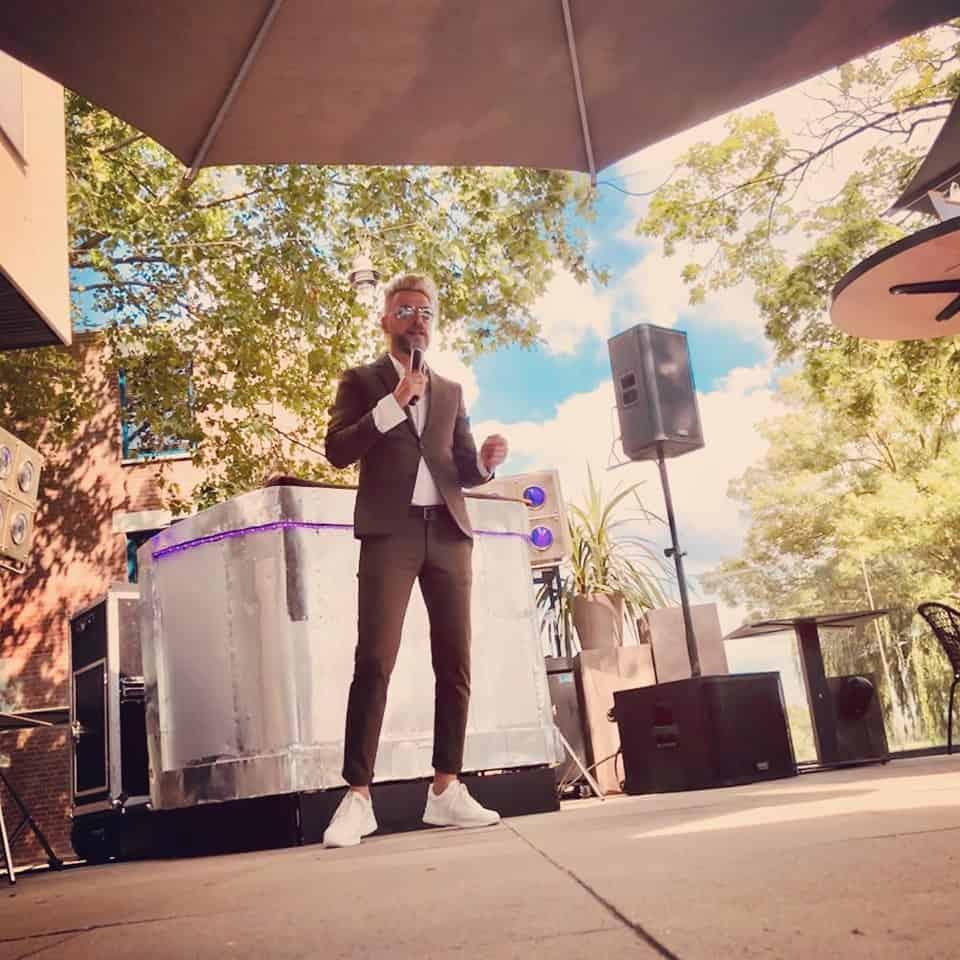 gentleman dj - het vermaat - acts & entertainment - 2