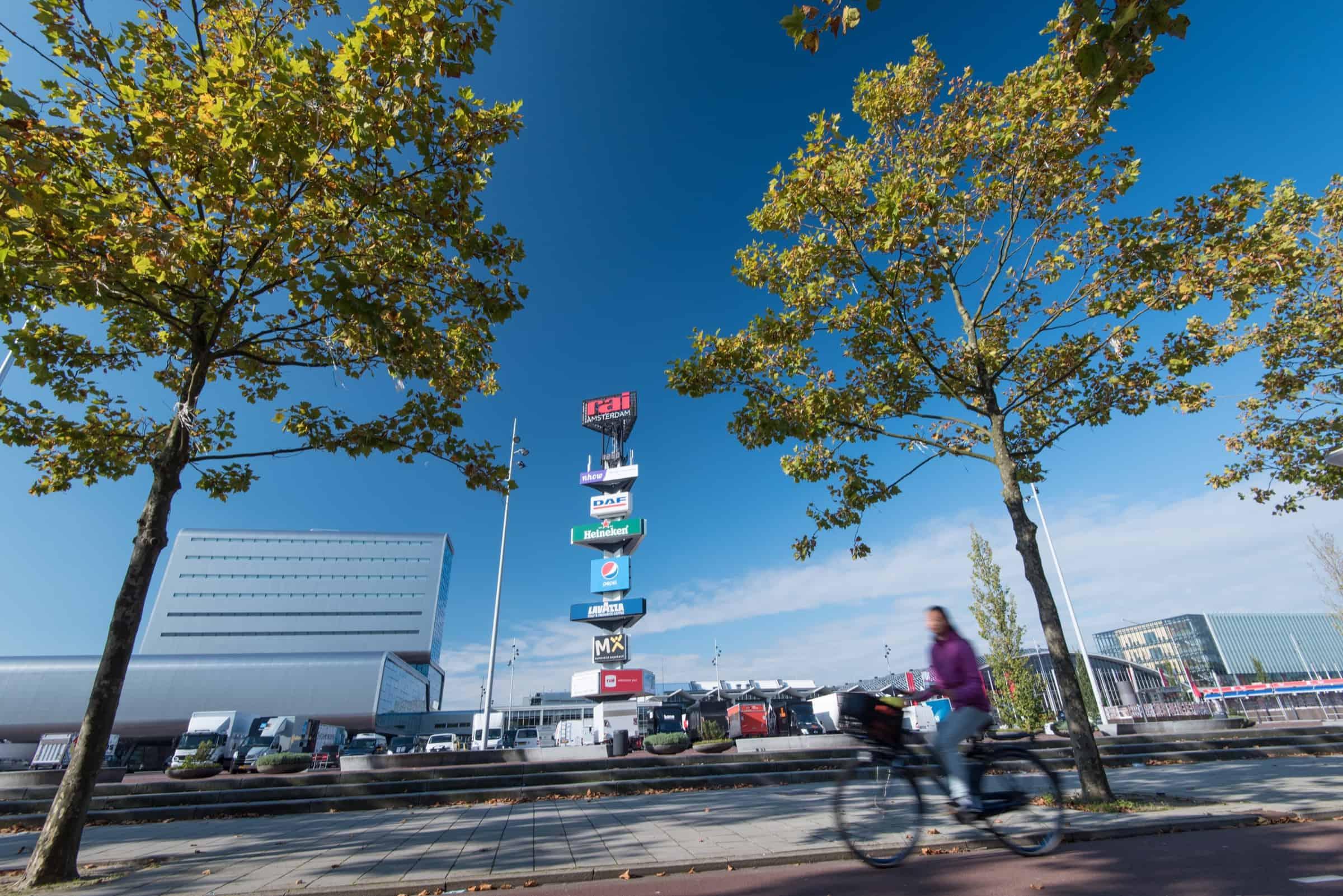 rai amsterdam - locatie - cisco live europa - event