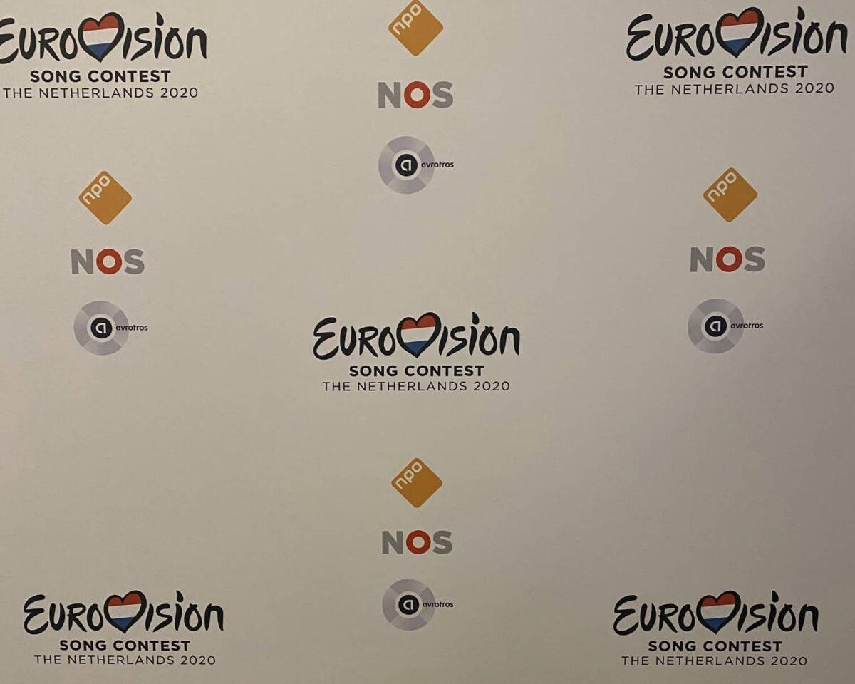 Eurovision Songfestival - logowall