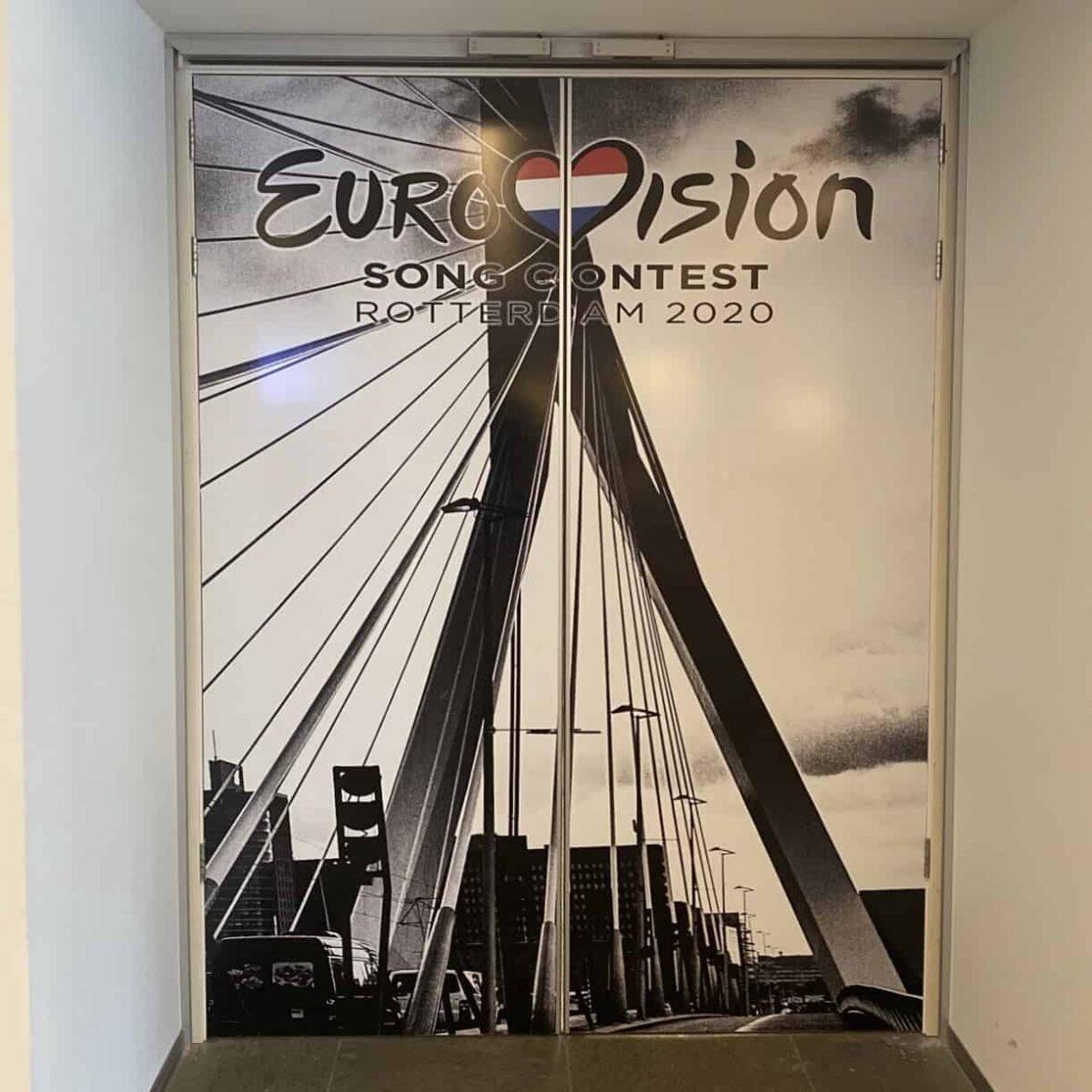 Deur - NOS - Eurovisie Songfestival