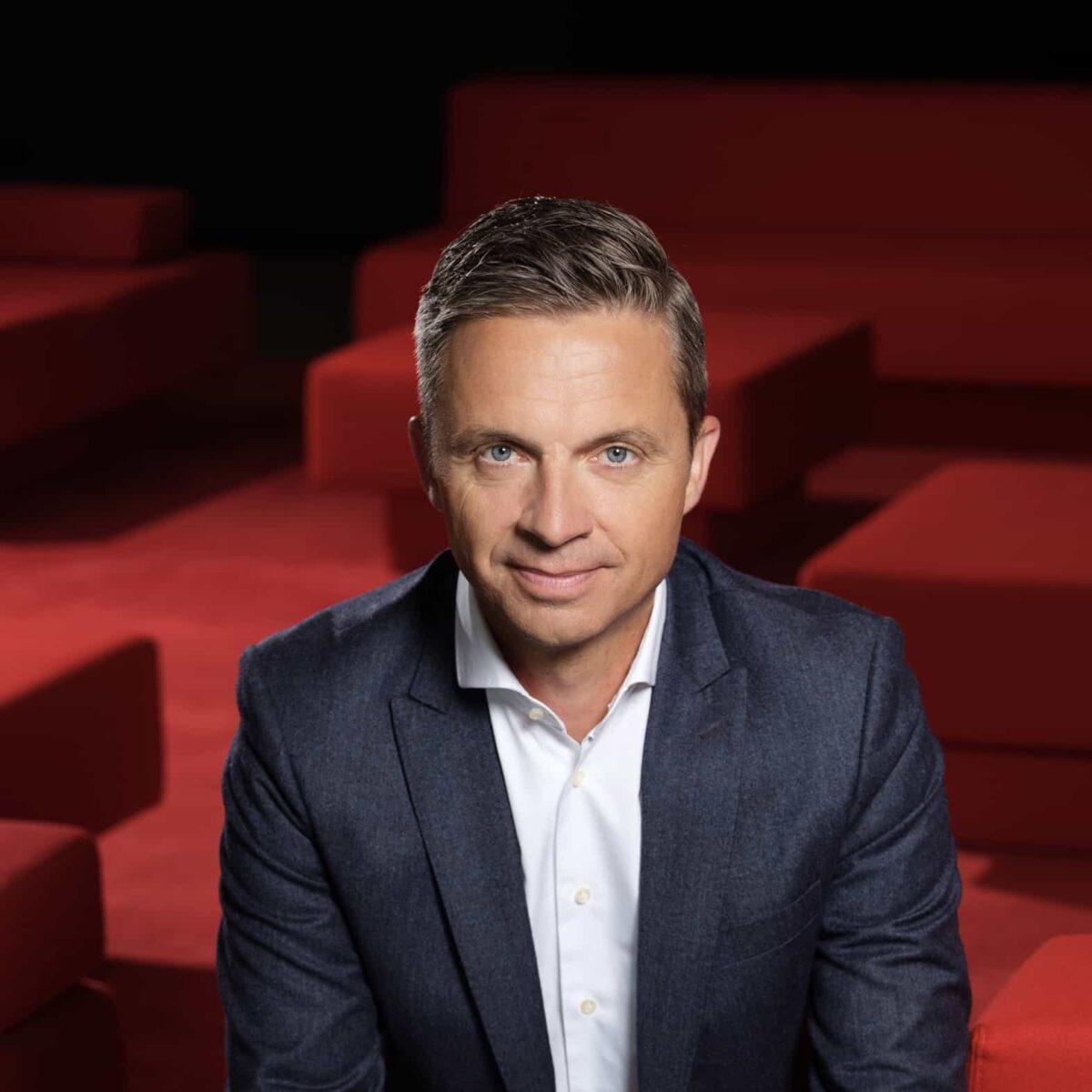 Gerard Timmer - NOS - Eurovisie Songfestival