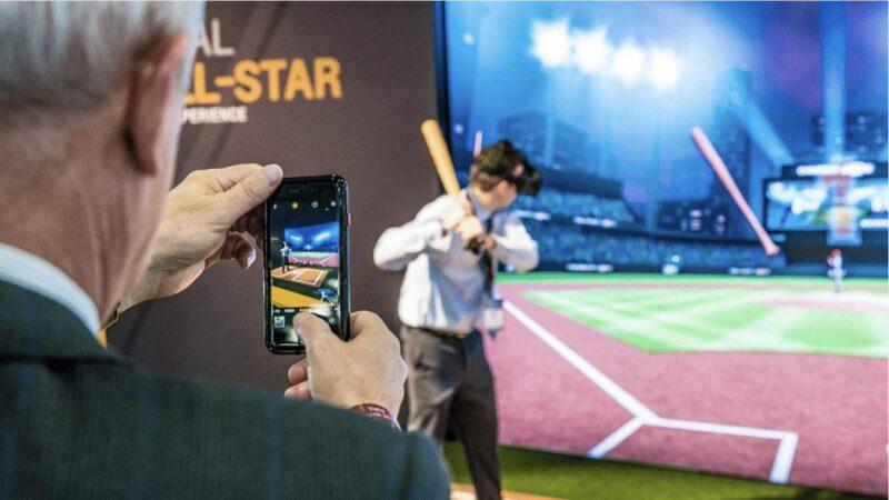 Univate - VR - honkbal