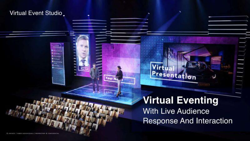 Univate - Virtual Event Studio