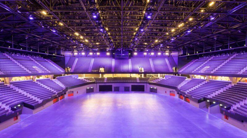 Rotterdam Ahoy - Arena - events - live - concerten - optredens - corporate events