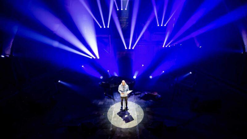 Ruimte om te raken - DeFabrique - concert - iPads - online event - virtual event