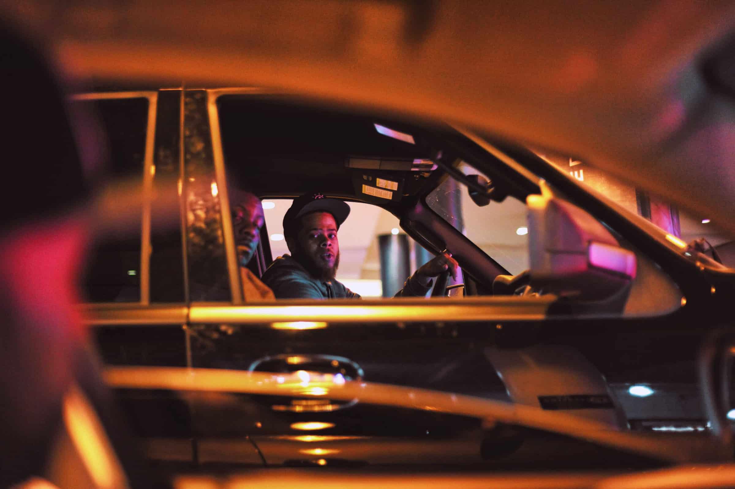 Beat Park - Drive In - auto - festival - muziek - FM