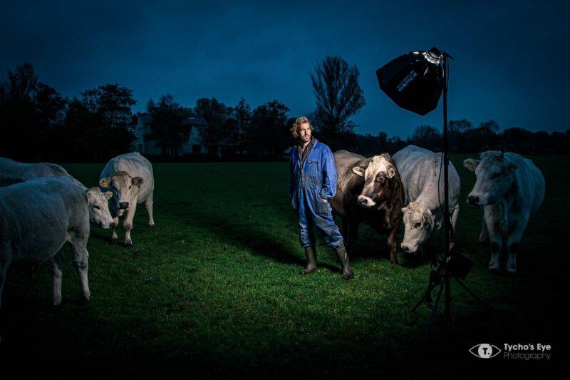 Tycho's Eye Photography - communication - fotograaf - events - productfotografie - event fotografie - zakelijke fotografie - portretten - koeien