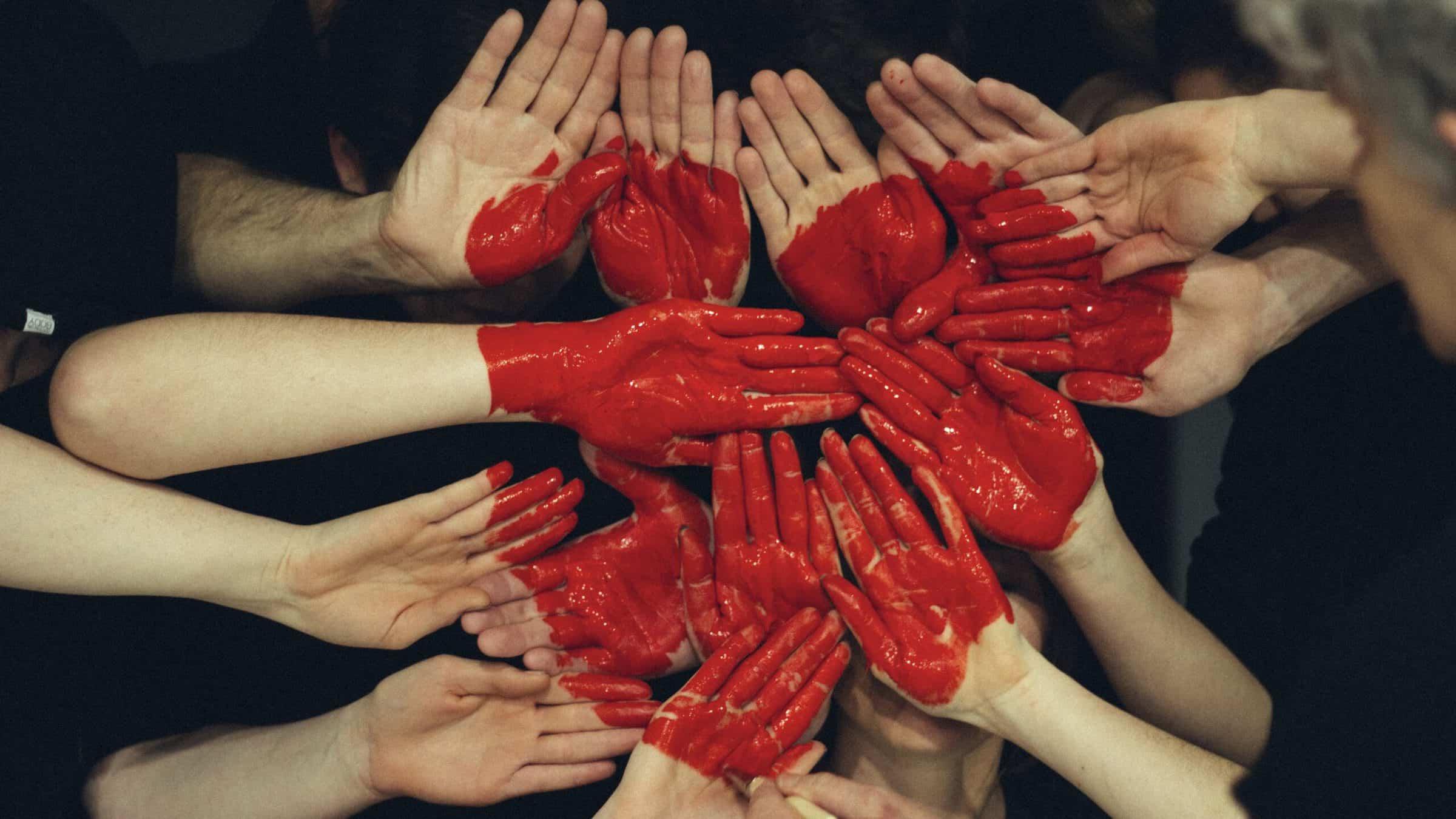 Handen - hart - goede doel - skills - nieuwe gevers