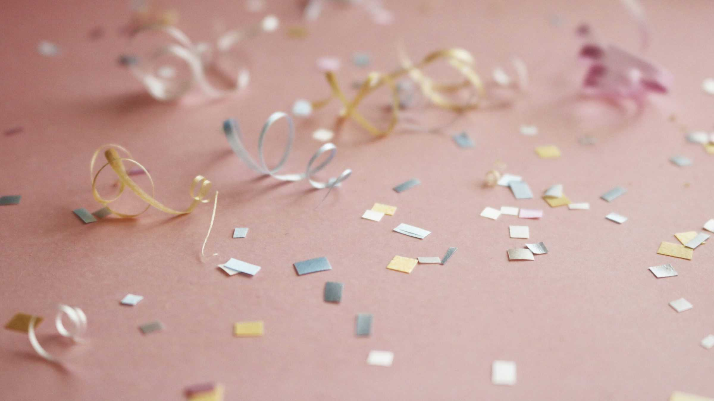 Festival - package - effectgroep - feest - online event - virtual event - community - confetti