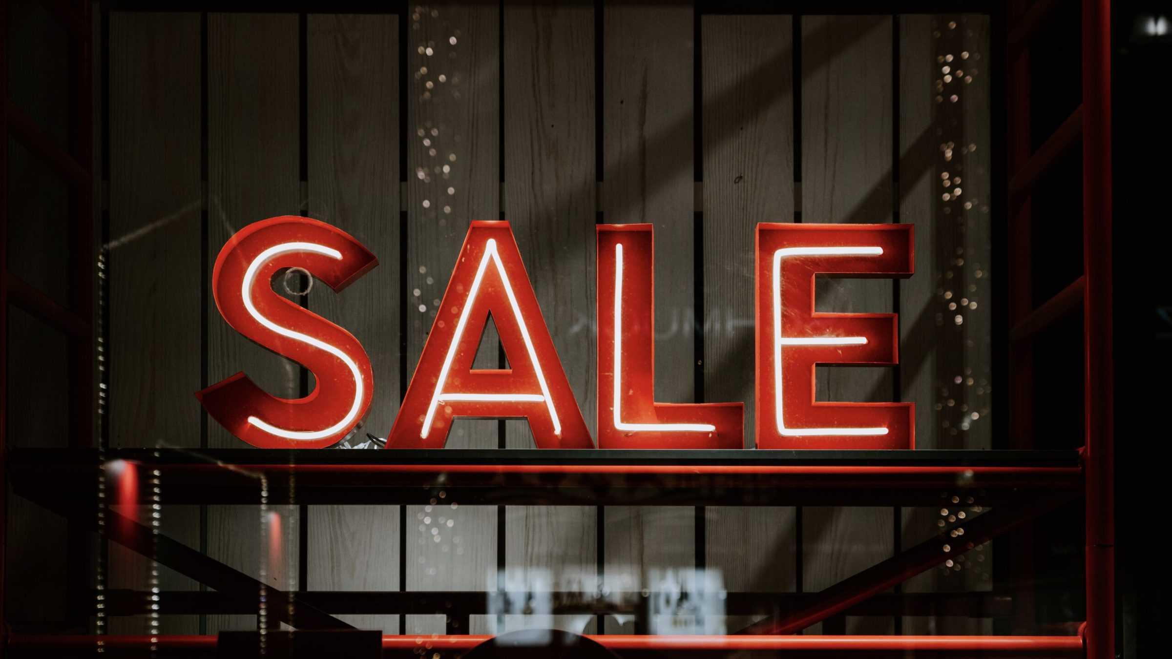 Sale - uitverkoop - faillissement - Total X - opruiming