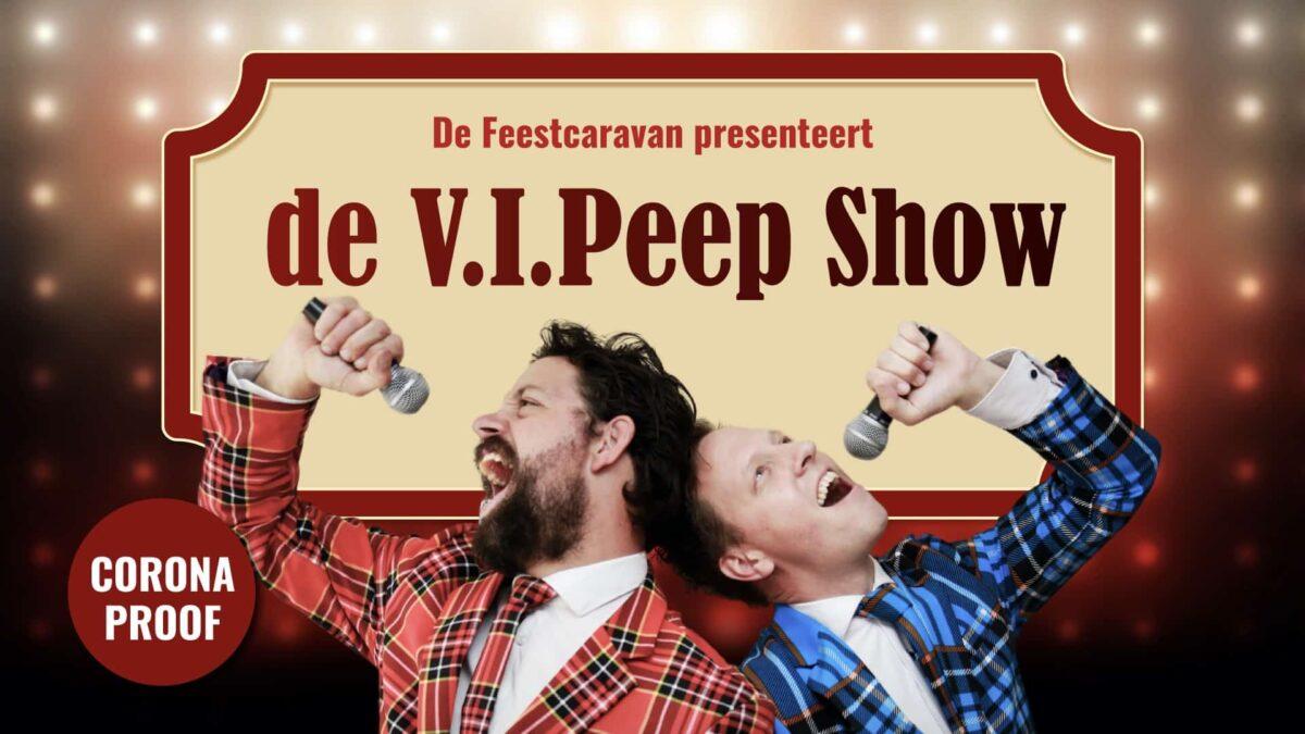 V.I.Peepshow - acts - entertainment - corona proof - live events