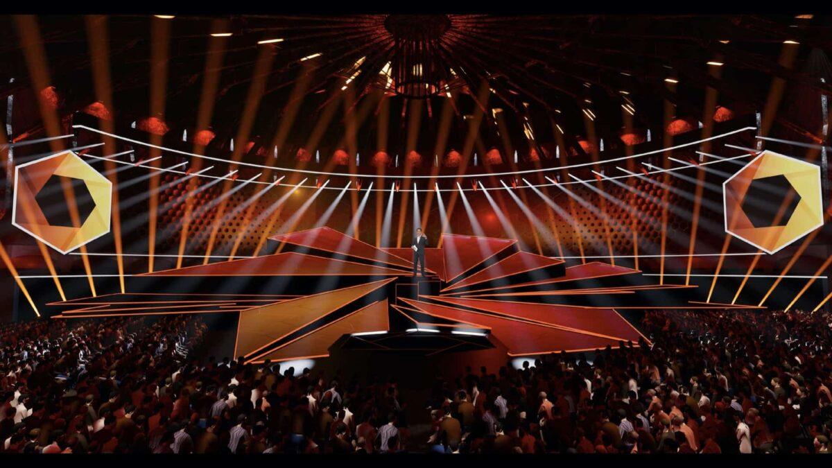 Live Legends - LIVE@HOME - Virtual Event Arena - virtual event - online event - congres - seminar