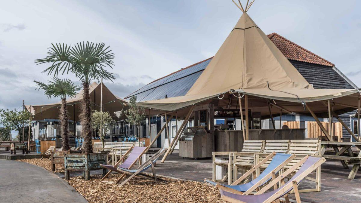 Watergoed - Omnivents - buiten - teambuilding - venue - evenementenlocatie - tipi tent