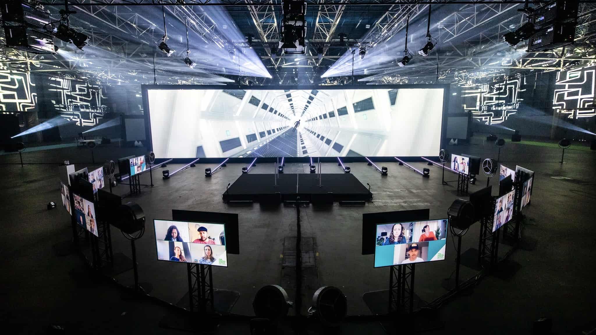 Digital Dutch KPN - online event - beleving - corona - hybride event