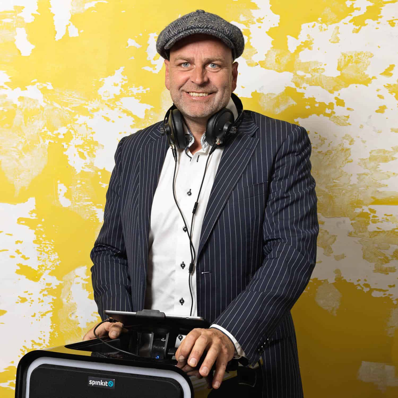 Spinkit DJ Marcel Fokker - muziek - act