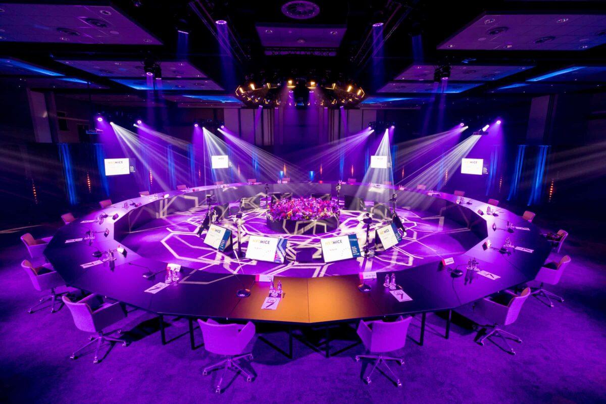 NXTMICE - event - hybride event - online event - MICE - ronde tafel gesprek - coronaproof