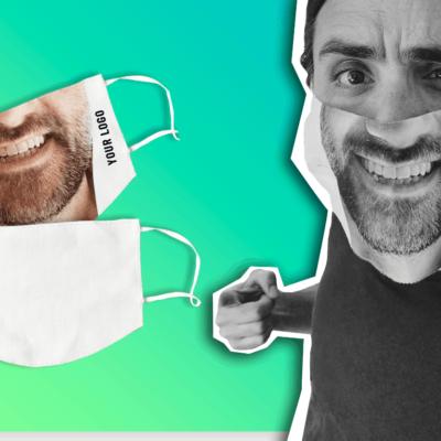 Sharingbox - mondkapjes - print - textiel - coronaproof - event - gadget - branding