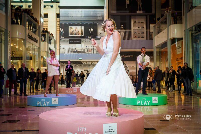 event-in-Hoog-Catherijne-Utrecht-Marilyn-Monroe-saxofoon