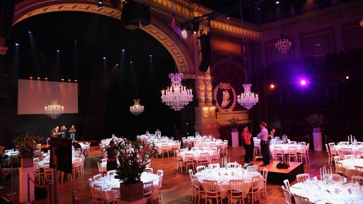 Amplify EventMarketing Evenementenbureau - Gala Awardshow Carre