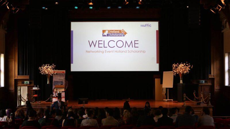 Event van Networking Event Holland Scholarship
