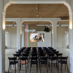 Google eventspace bij Diamantfabriek