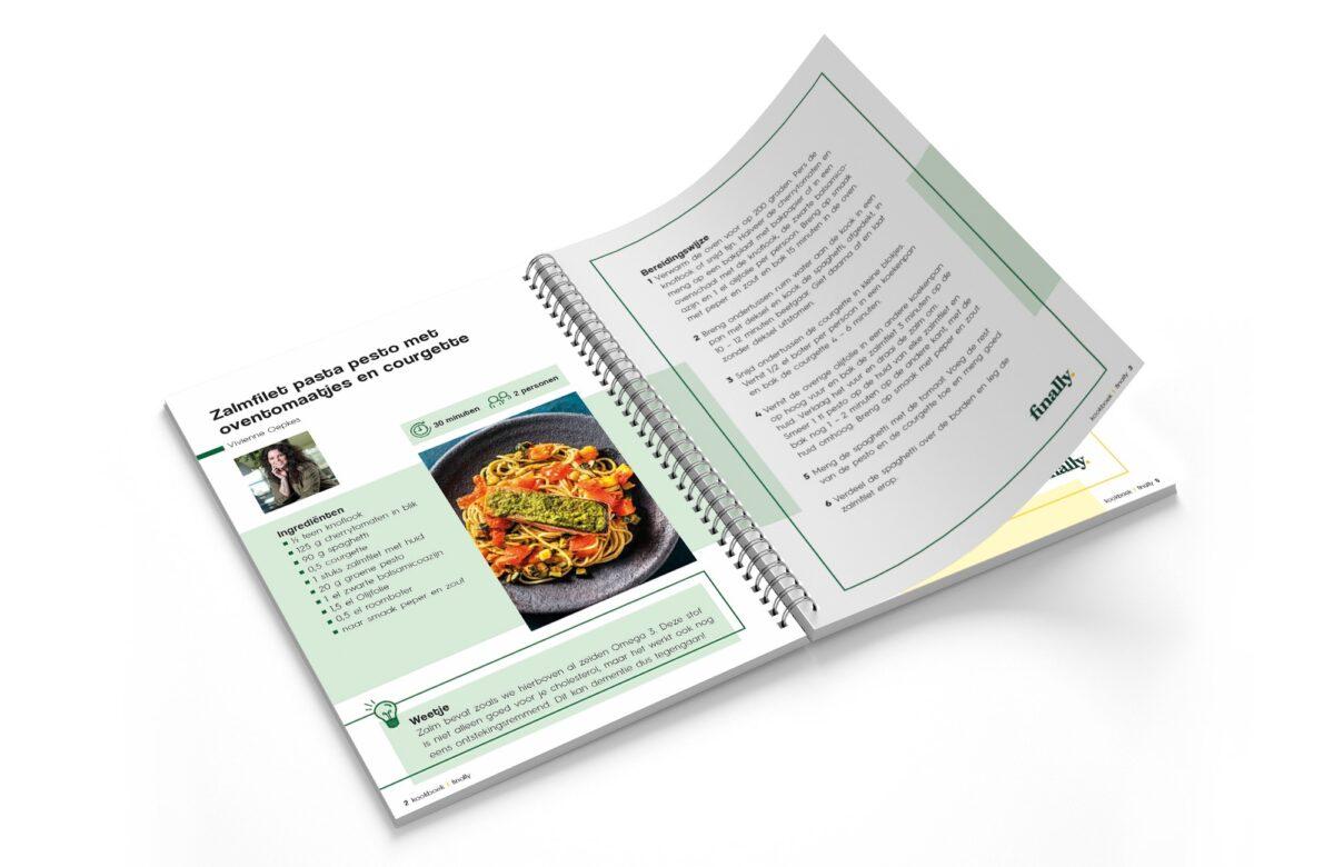 Van der Linde Catering + Evenementen -Kookboek verbind collega's op collectieve wijze met food