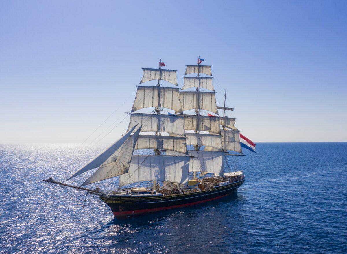StadAmsterdam Ship bij scheepvaartmuseum als eventlocatie