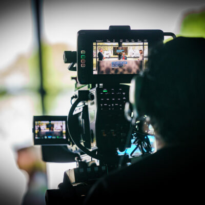 Videomeesters - cameraman bij the green way or no way